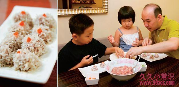 2.讓孩子們加入料理的行列:  親子一同料理, 不僅能增添趣味性, 孩子們也會更有參與感。