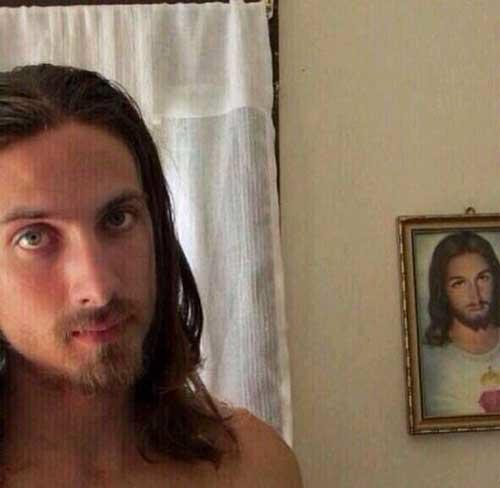 耶穌再現 阿門XDDD
