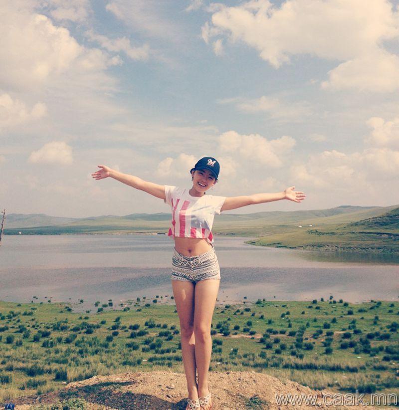 想到蒙古只想到一大片草原~