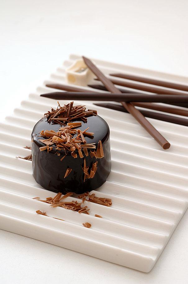 7.鉛筆組巧克力