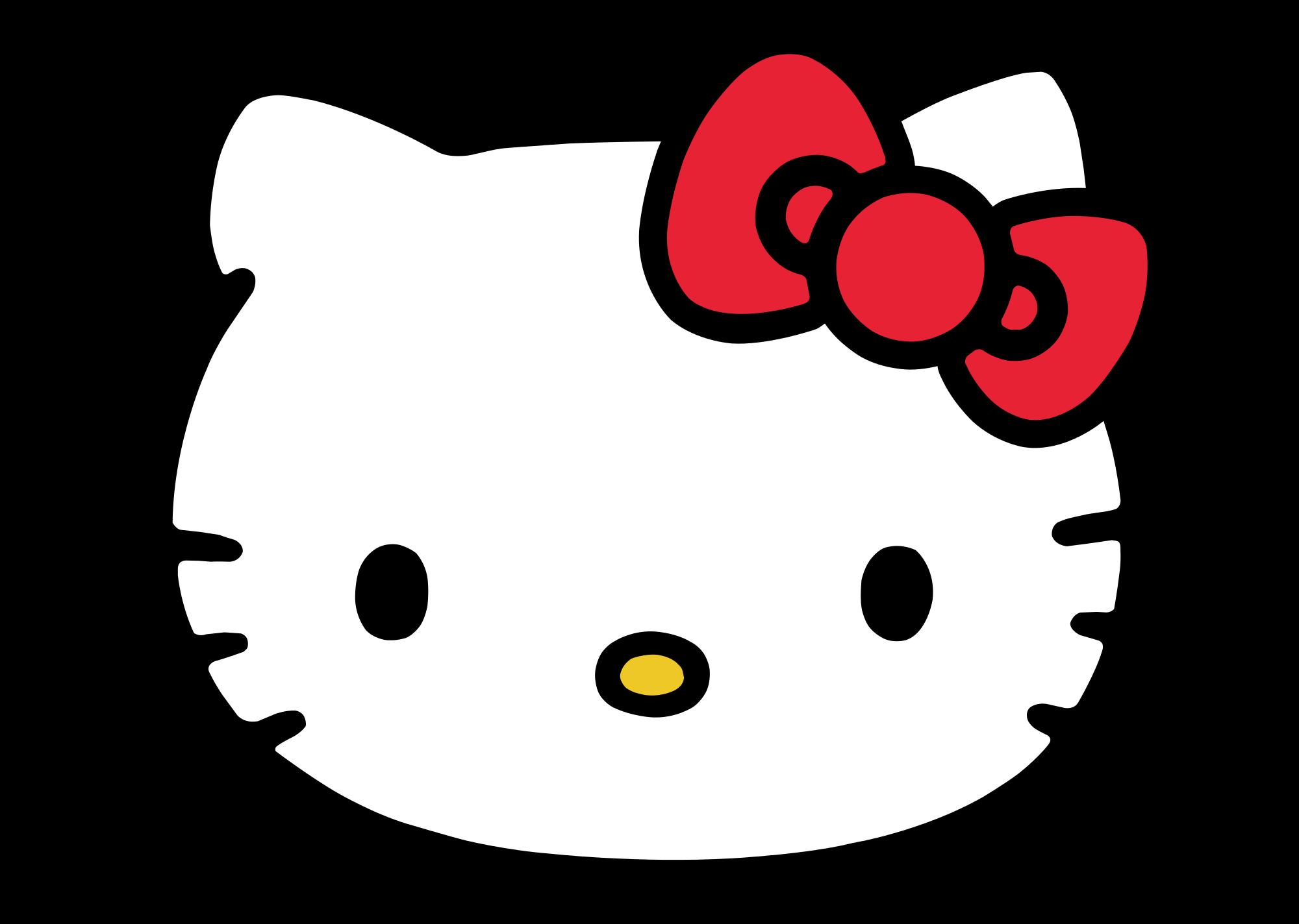 除了蝴蝶結部分,是不是又跟Hello Kitty又有點神似