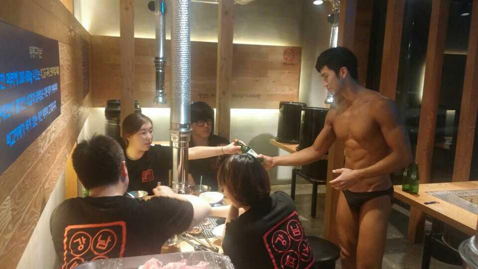 這張圖片是最好例子 最近突然在韓國爆紅