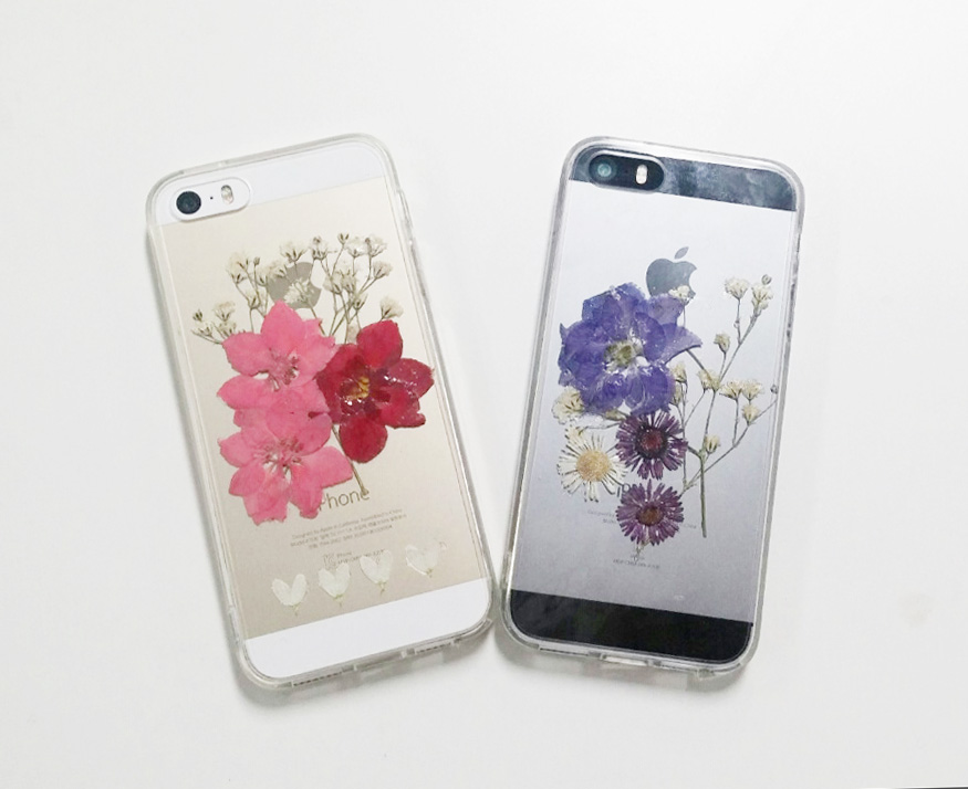 上次介紹的押花手機殼收到雪片般的來信(自己講) 今天就要來教大家如何製作帶有春天氣息的手機殼吧!