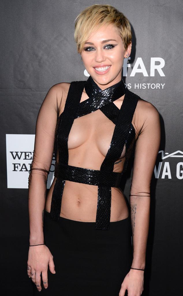 好萊塢的麥莉希拉(Miley Cyrus) 她有事嗎?