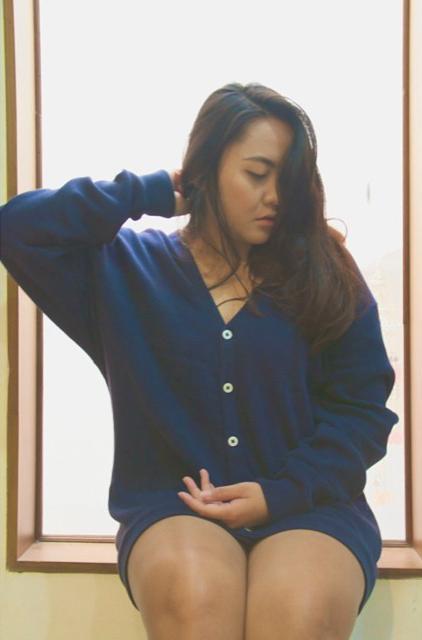 肉肉女第一枚 印尼的Karina Wijaya