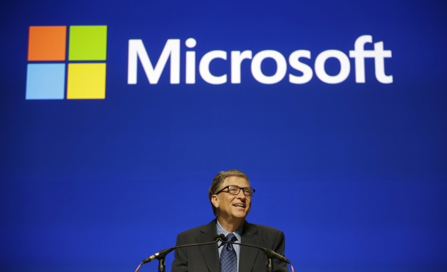 2015年富比世公布世界富豪榜 微軟的創辦人比爾蓋茲繼續蟬聯第一