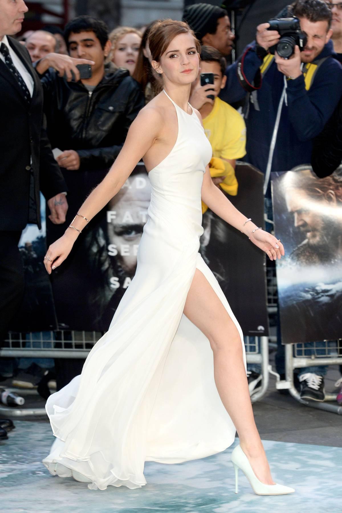 9. 艾瑪‧華森 (Emma Watson / 1990.04.15) 代表作: 《哈利波特》、《壁花男孩》、《諾亞》等