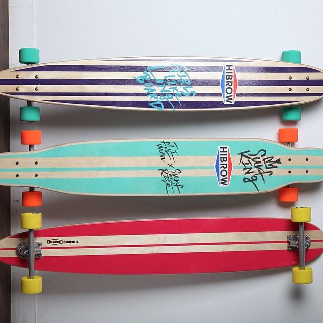 甚至年輕人愛玩的滑板