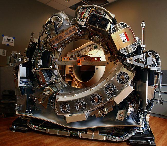 斷層掃瞄機