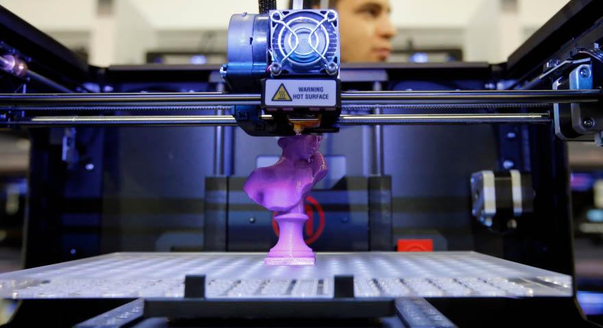 列印技術已經不只能印平面技術 還能列印出3D立體物品 但是你知道要怎麼印?