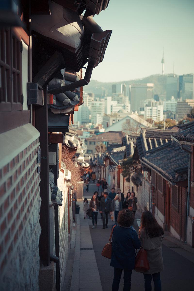 承載著過去與現代的韓屋村 會是你愛上韓國旅遊的重要原因之一唷~