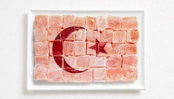 8. 土耳其 - Turkish Delights :一種水果味的土耳其軟糖