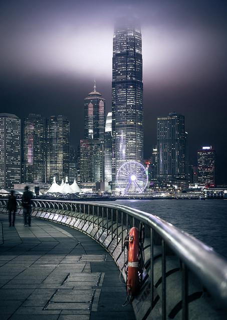 ▣ 第9名. 香港 去年第11名,今年上升2個名次 做為亞洲金融中心的香港 特別是在經濟這個項目上獲得全球第5名、交通易達性排名第6