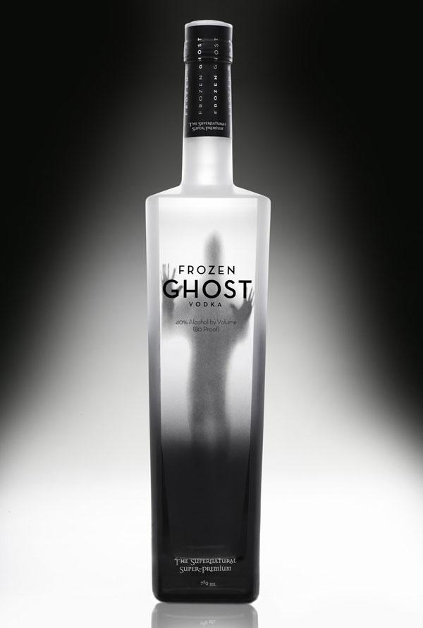 15. 伏特加酒瓶 不知道喝完了會不會被鬼附身?
