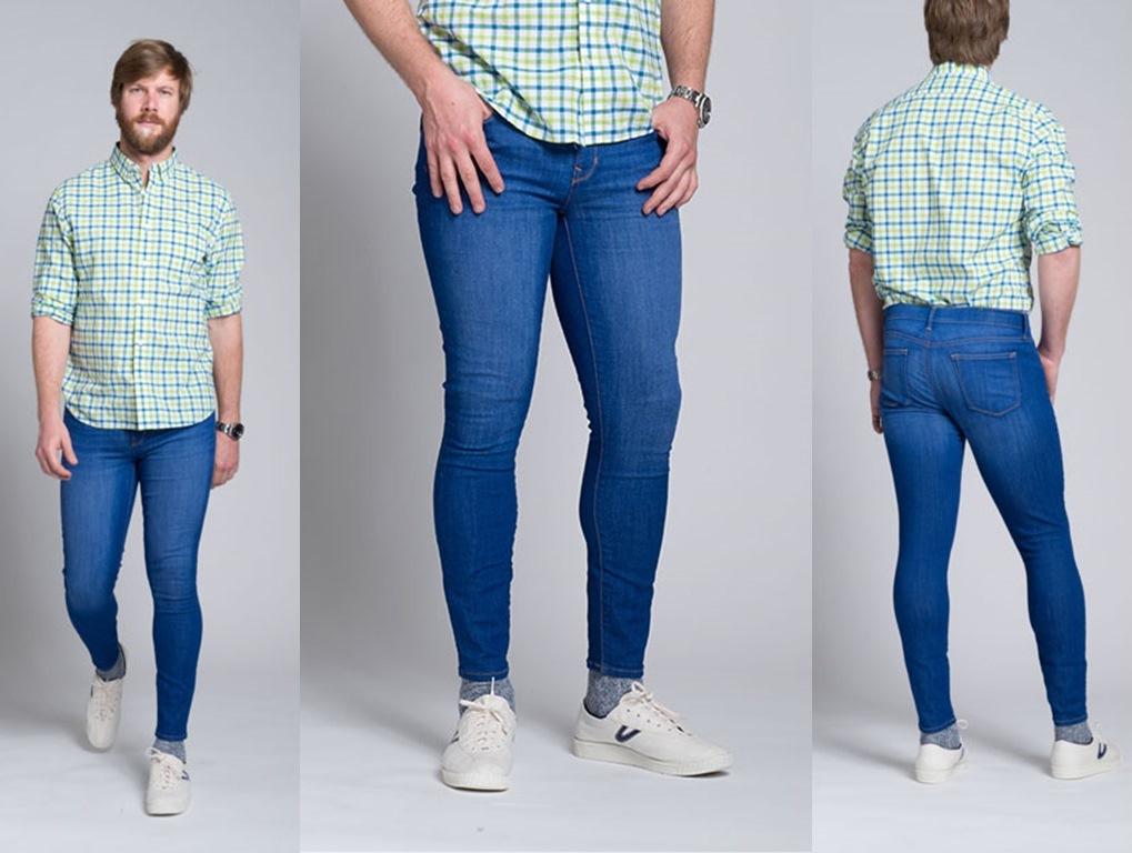 胖妹紙共鳴 #6 >> 明明不是窄版,穿上卻是緊身褲