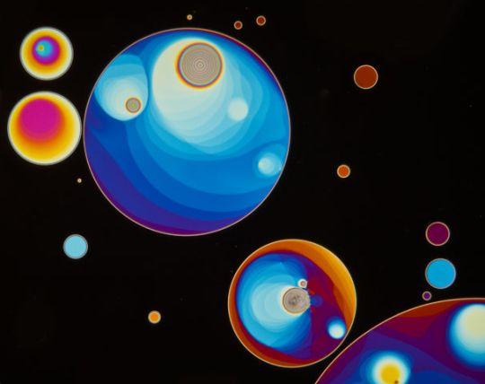 #肥皂泡 (跟肥皂泡本人一樣夢幻啊~)