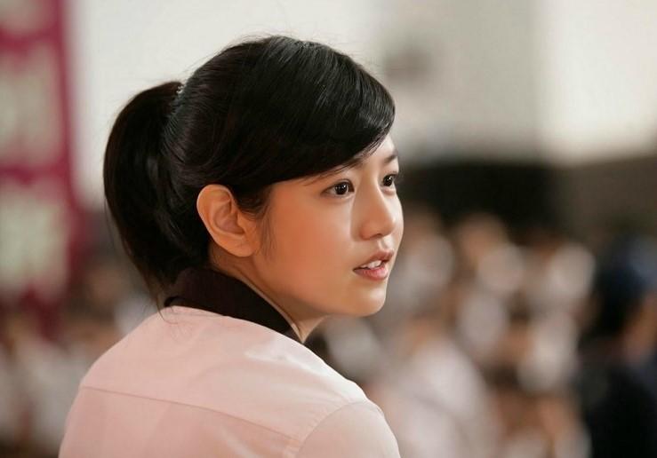 看來陳妍希飾演的沈佳宜 能激起男孩們對初戀的幻想或回憶吧~♥
