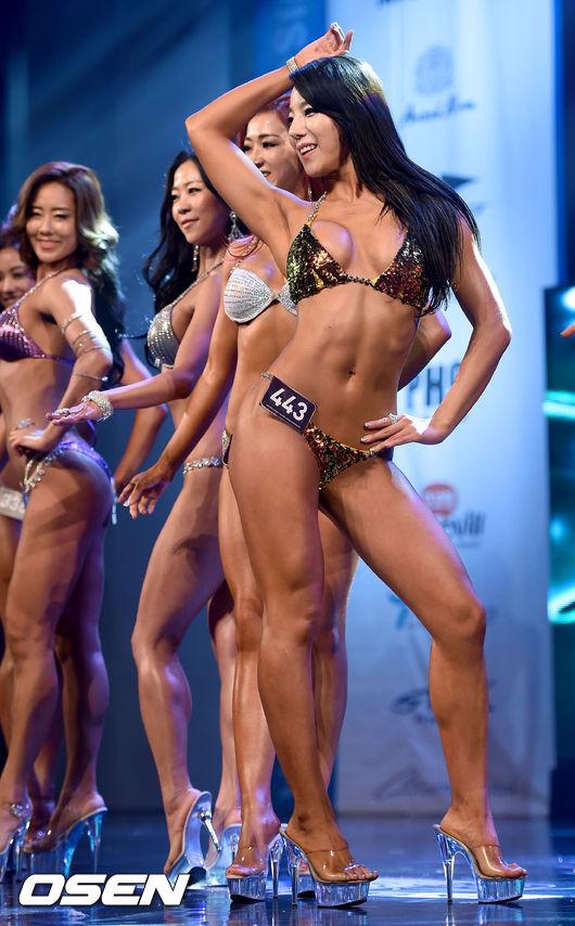 5月2日在韓國建國大學舉辦了一場 讓你驚爆眼球的2015 Musclemania Universe世界大會選拔賽 簡單說就是健美大賽~