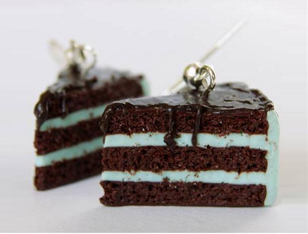 甜點總是另外一個胃~ 巧克力蛋糕~