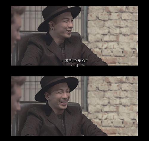 太陽:你說取硬幣當名字嗎? TOP:對啊 太陽:(覺得無言)XDD