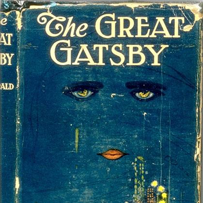 音樂、運動之後,受到美國人們熱愛的還有「文學」! 大家都耳熟能詳的《大亨小傳》, 不久前才被翻拍成電影, 正是1925年的作家法蘭西斯·史考特·基·費茲傑羅所寫的。