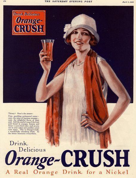 另外,美國的經濟大熱潮之下,廣告市場也開始擴大發展。 比起1880年的美國廣告市場,價值約200萬美金! 到了1920年已高達30億美金的水準了!