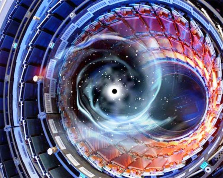 然後將這個粒子,以接近光速99%的速度加速進行! 但是,到粒子崩潰卻用了2秒的時間! 換句話說~粒子的壽命增到兩倍!