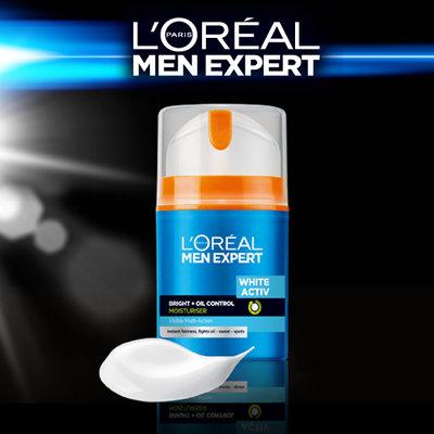 #巴黎萊雅(L'Oréal) MEN EXPERT  阮經天、潘瑋柏、吳彥祖都曾經是代言人 巴黎萊雅隸屬的萊雅集團可是全世界最大的化妝品公司呢~