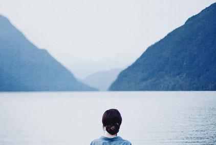 就如同我一直相信著、夢想著的, 怎麼能夠因為突然的情緒作怪,讓一切歸零呢!