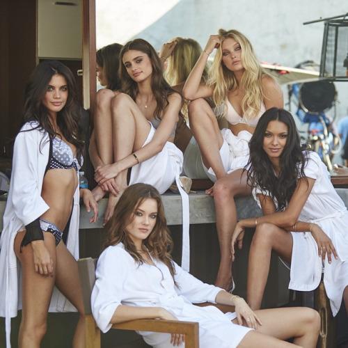 美國內衣品牌「維多利亞的秘密」 每年都會找來「天使超模」 2015年最新選拔出來的新天使就是她們♥