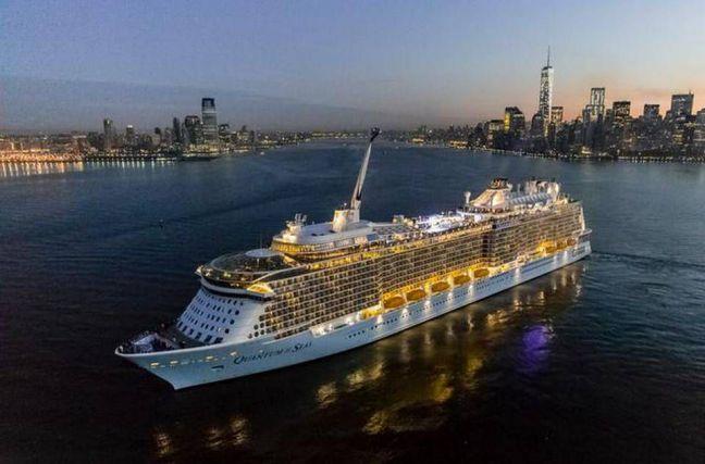 只可惜現在海洋聖歌號出發的點只有歐洲、百慕達、加勒比海~ 不過對於坐膩了飛機的旅客~ 郵輪也是另外一種旅行的新選擇~