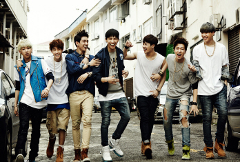 擁有最多國籍成員的團體就是JYP旗下的GOT7 分別有韓國、美國、泰國與香港
