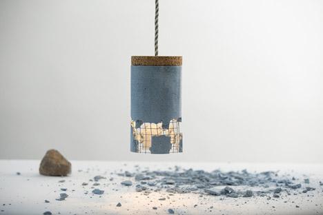 沒錯! 這就是讓買家可以自行DIY造型的檯燈