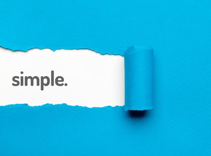設計師們票選最困難的要求之一: 「不無聊又簡約!」