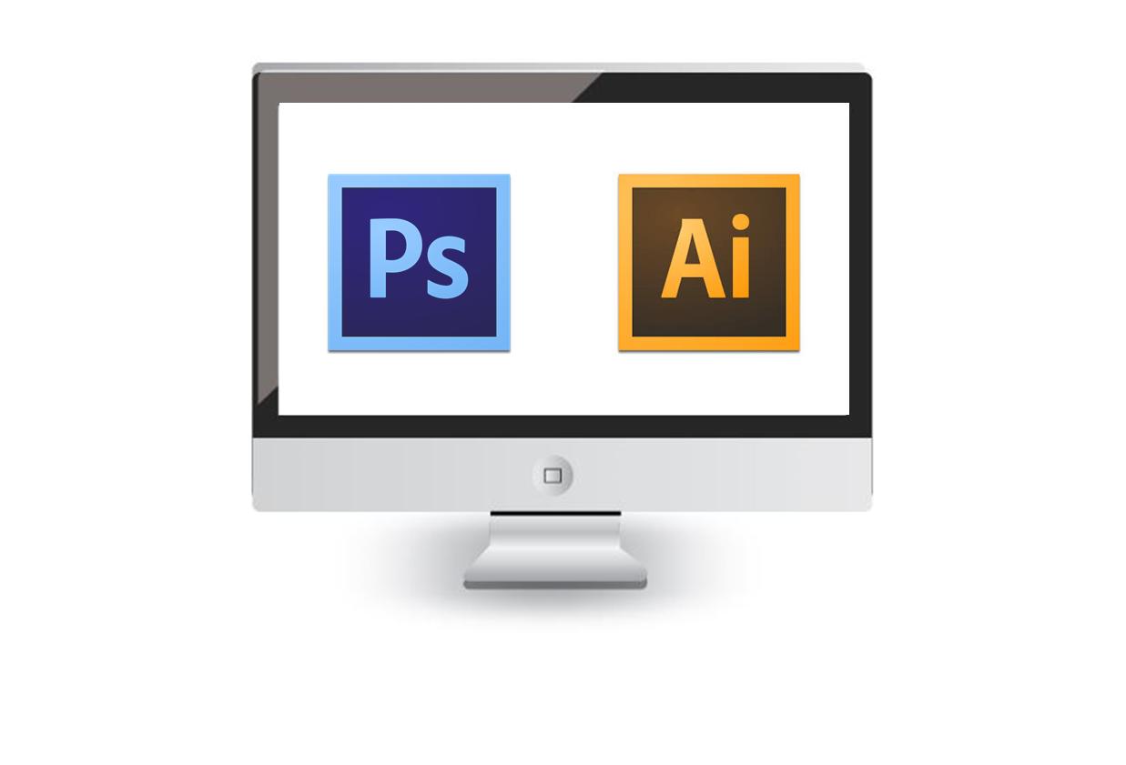 製作開始前必要準備的兩個軟體(PS&AI)! 以及.............你的SUPER耐心!!!
