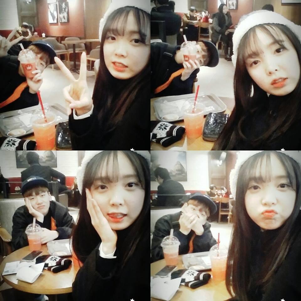 咖啡廳是和朋友聊天玩樂的好地方~ 下次來韓國一定要來看看我們的咖啡廳唷~ 那我們下次見!