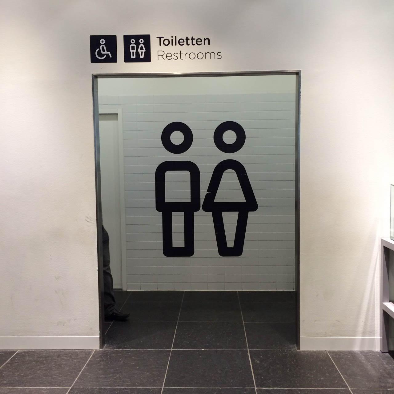 #1. 公共廁所上哪間最乾淨?
