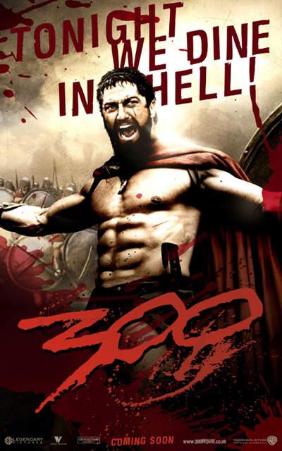 TOP 4 傑拉德巴特勒 Gerard James Butler  妞編輯對他印象最為深刻的就是在《300壯士:斯巴達的逆襲》裡的猛男身材,沒想到古代戰士的肌肉都在比大的。不騙你!裡面每位戰士的肌肉都超級大。而他飾演斯巴達的國王,當然肌肉王非他莫屬,你看那排列整齊的腹肌,看起來跟雞塊一樣可口。打仗時露出肌肉就可以把敵人嚇跑啦!(喂~哪有那麼容易)