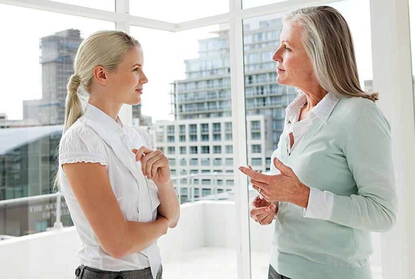 10. 對話時間不要太長,切記維持愉快的對話氣氛!