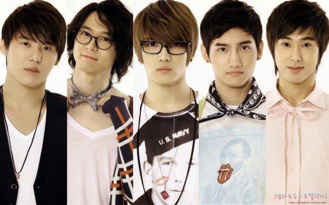 6. 全世界最多粉絲  由2008年,韓國男團東方神起所創下