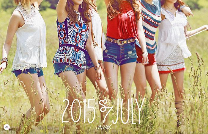 大勢女團APink也預期在7月跟大家見面