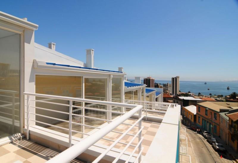 走出自家陽台就有這種view,真的是太棒了
