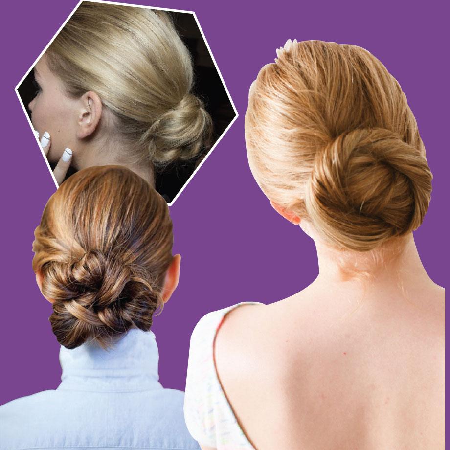 不同種類的盤髮可以展示俏皮、柔情、堅毅等不同氣質女性的萬種風情, 就看你想要走哪種style了?
