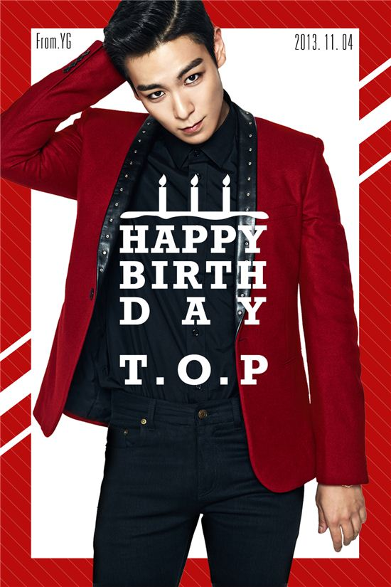 BIGBANG的老大哥T.O.P