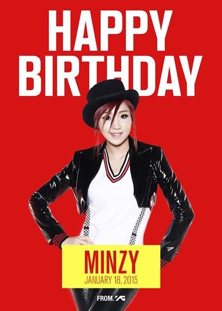 跟2NE1還在上大學的MINZY 差了10年啊~真是太驚人的年齡差了 MINZY是2NE1的最辣舞者~ 但其實歌聲渾厚~非常有潛力呢~