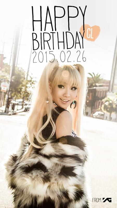 更不用說可以是最壞的女人(Baddest Female) 但也可以可愛撒嬌的多變隊長CL 能rap也能唱~今年即將進軍美國solo出輯唷~