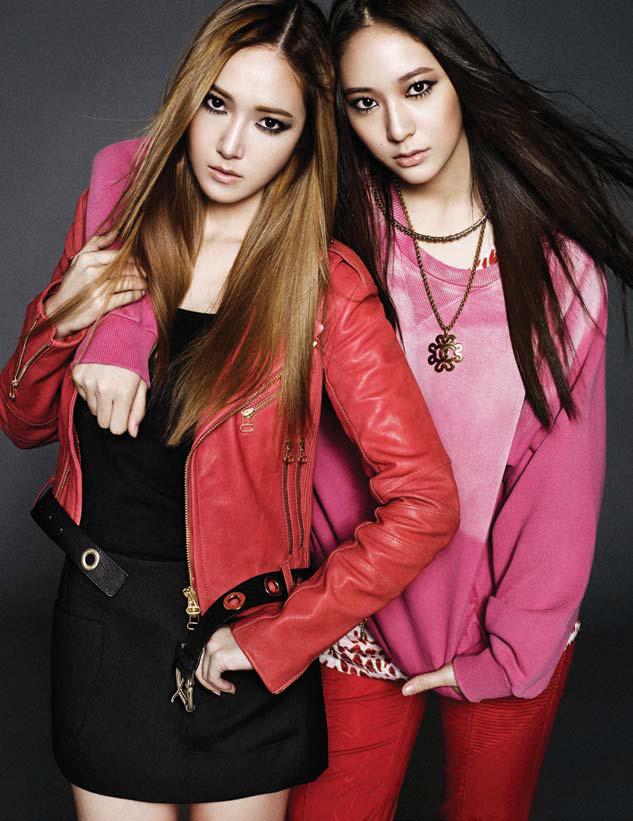 兩姊妹不但人氣旺 重要的是~她們的時尚受到時尚圈的熱愛呢!
