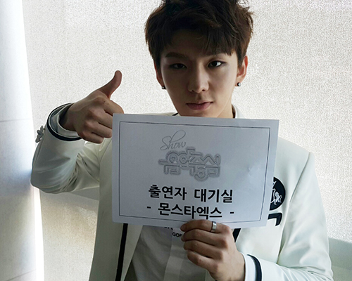 4.  藝名:基顯(Ki Hyun) 本名:劉基顯(유기현)  隊內擔當:Main Vocal