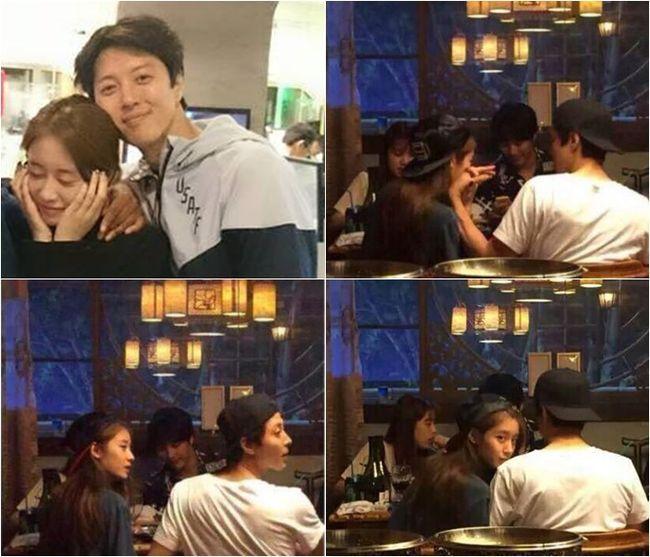 最近韓國娛樂圈好閃光~又一對情侶被抓包... 欸~不是~是大方接受粉絲祝福! 那就是演員李東健與T-ara的芝妍(智妍)