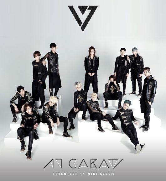 雖然EXO的名字都記下了,沒想到最近又有個13人組男子偶像團體出道了!!!!!(喔賣尬~層出不窮啊~)